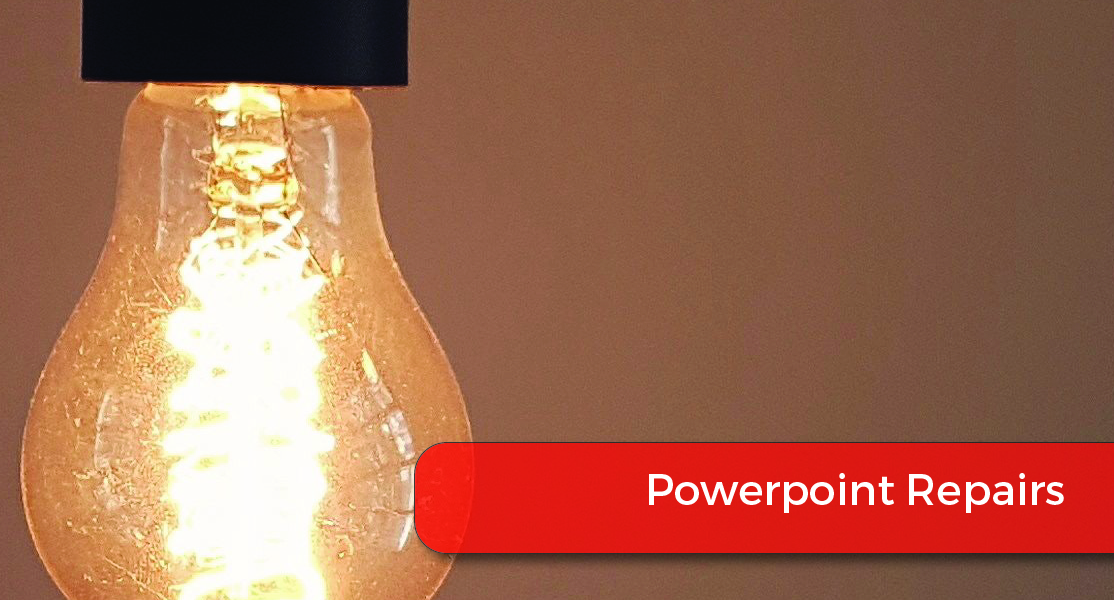 powerpoint repairs
