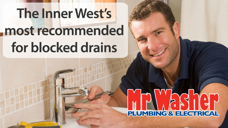 Blocked Drains in Enmore