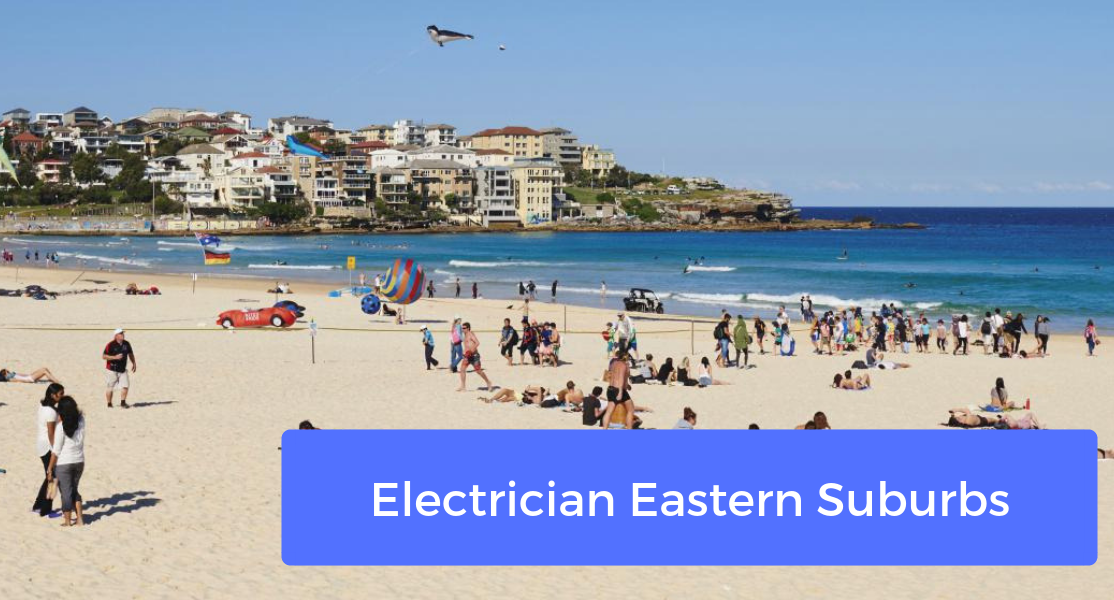electrician eastern suburbs