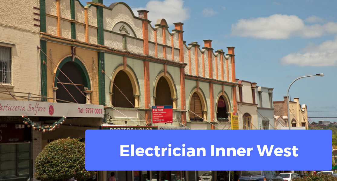 electrician inner west