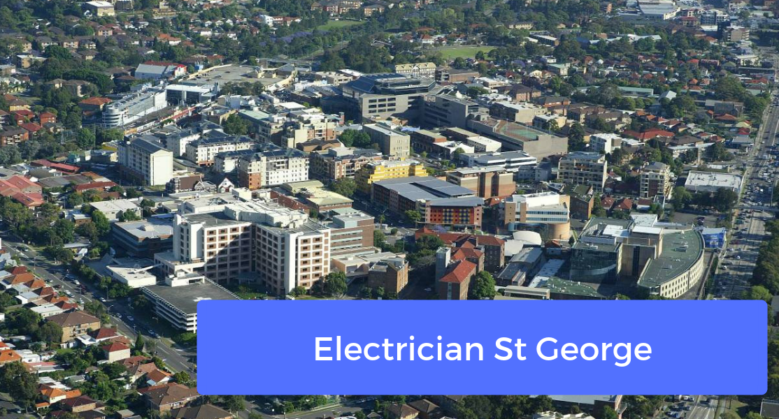 electrician st george