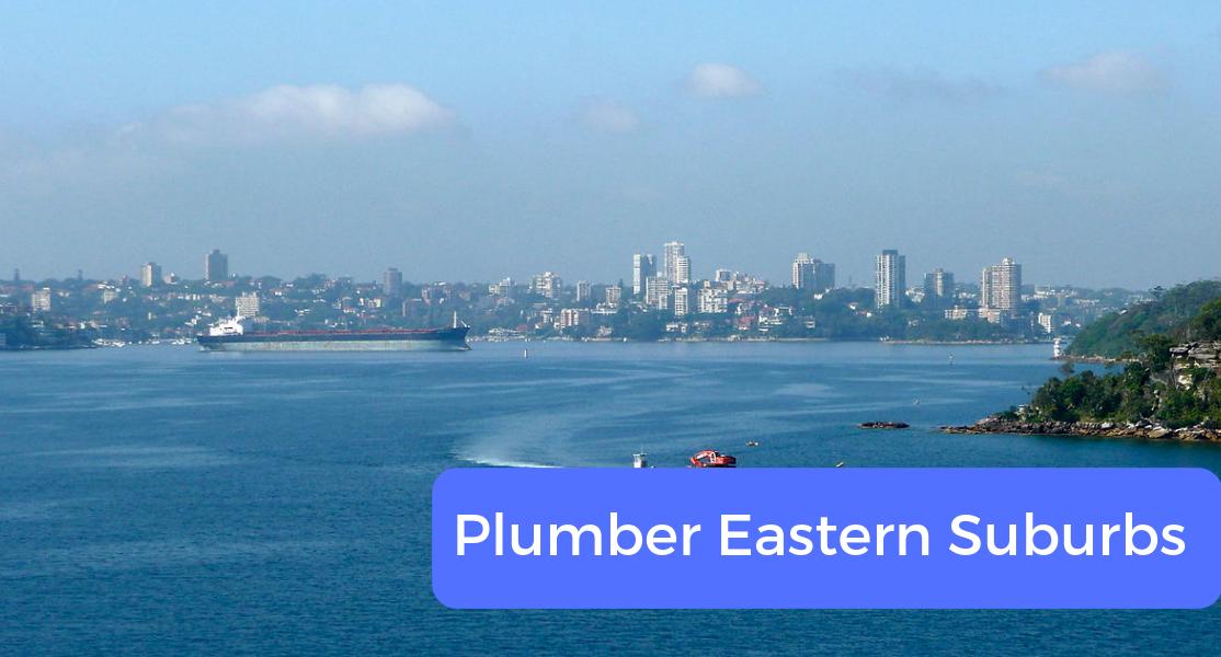 plumber eastern suburbs
