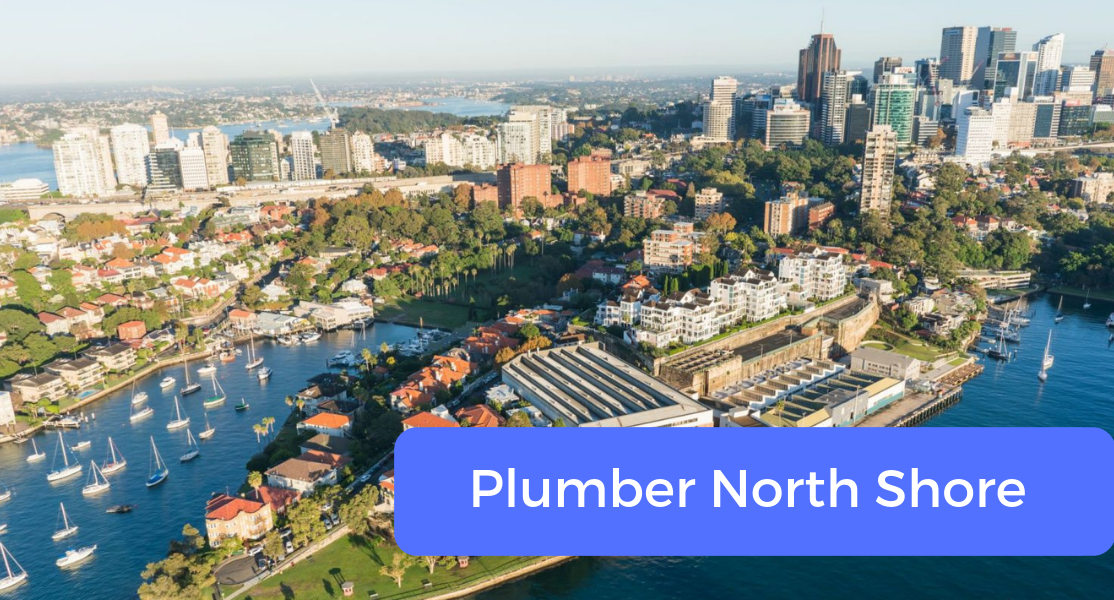 plumber north shore