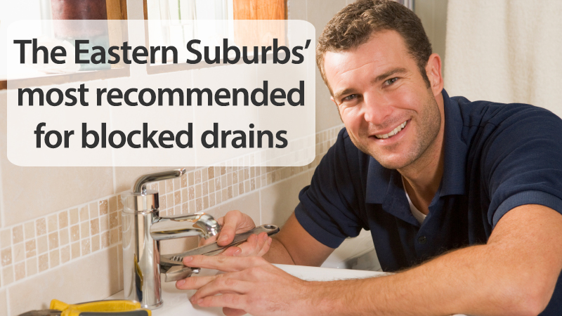 Blocked Drains in Haberfield